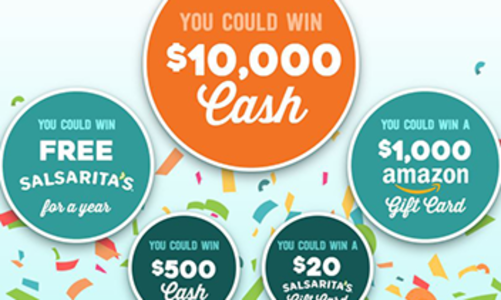 Win $10K from Salsarita's