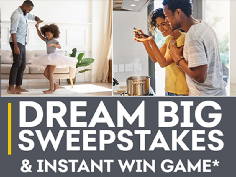 Win Your Choice of $15K+ Prize Packages