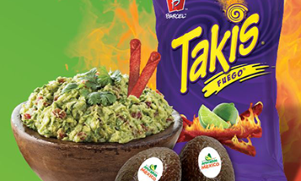 Win a Year Supply of Takis Rolled Tortilla Chips