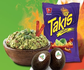 Win a Year Supply of Takis