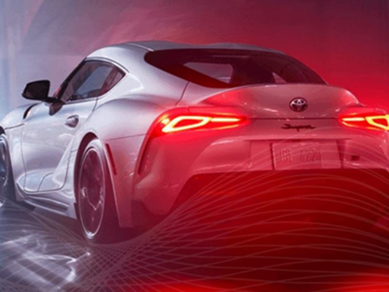 Win a 2021 Toyota GR Supra