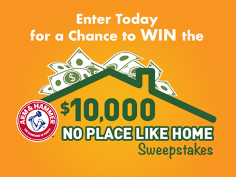 Win $10K from Arm & Hammer