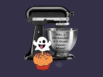 Win a KitchenAid Classic Mixer from Imperial Sugar