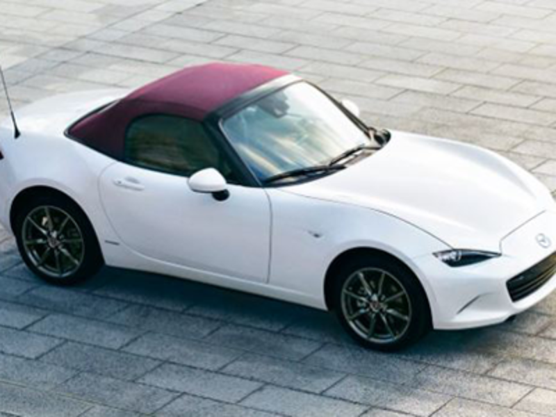 Win 1 of 50 Mazda MX-5 Special Edition Miatas