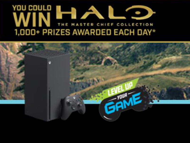 Win an Xbox Series X Prize Pack from Nabisco