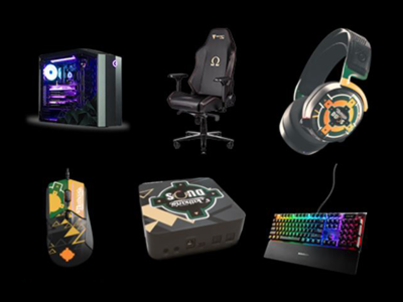 Win an Origin PC Gaming Bundle from Nathan's Famous