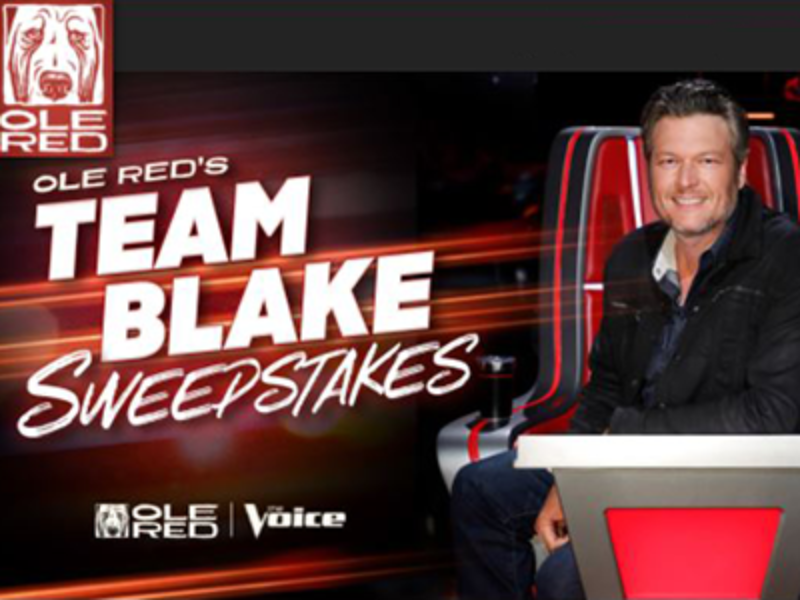 Win an Autographed The Voice Poster & More