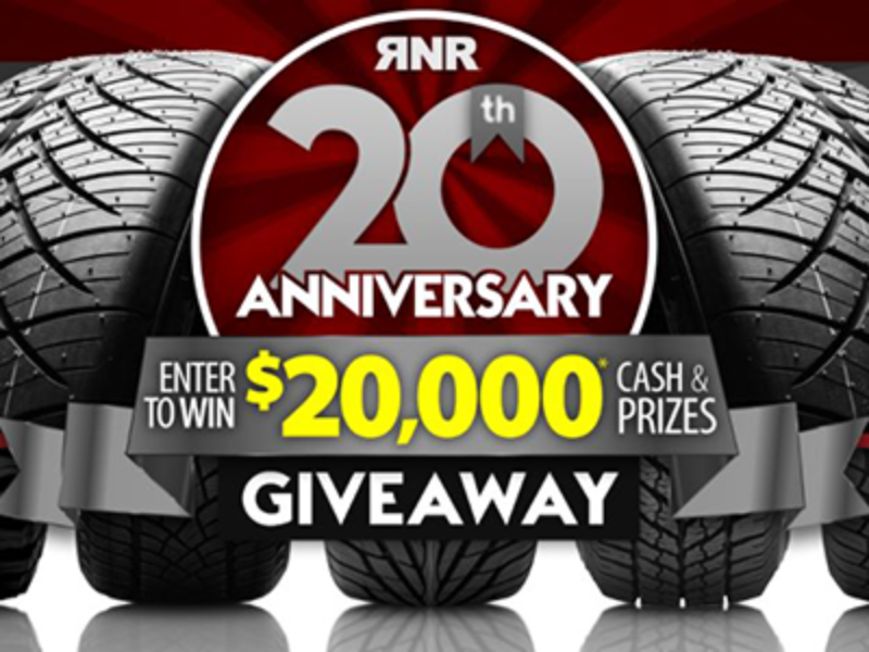 Win $20K in Cash & Prizes