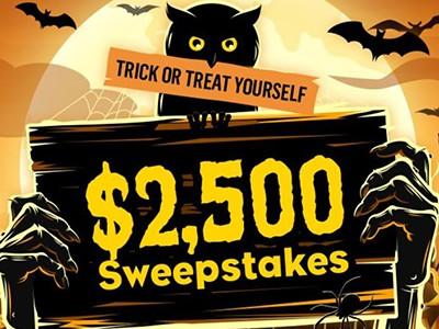 Win $2,500 from Tasty Rewards