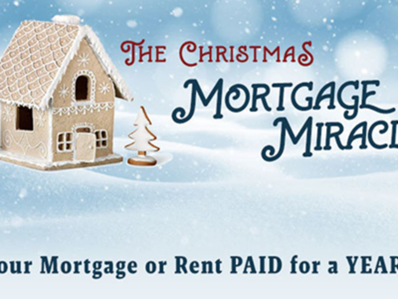 Win Your Mortgage or Rent Paid for a Year