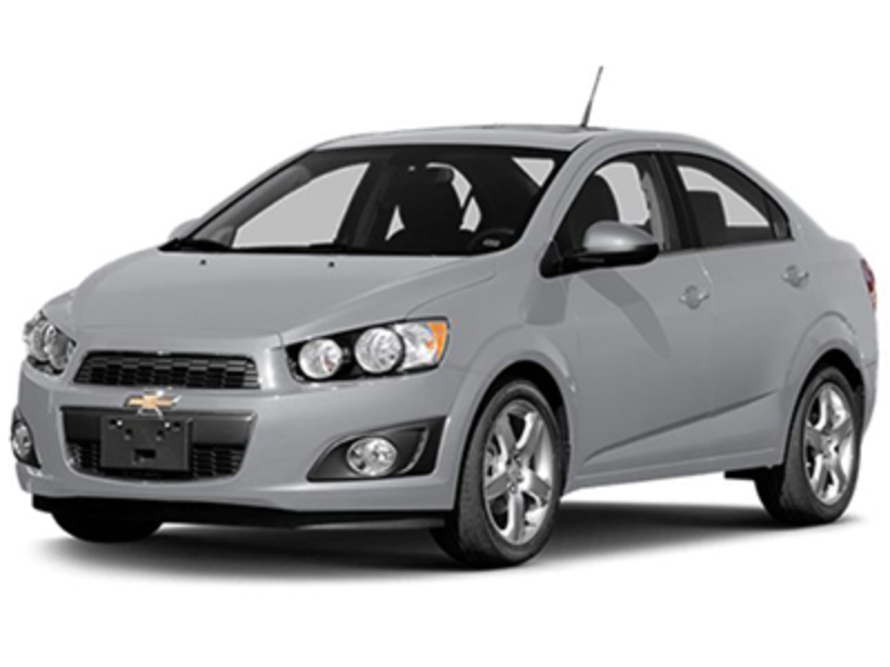 Win a Brand New 2020 Chevy Sonic