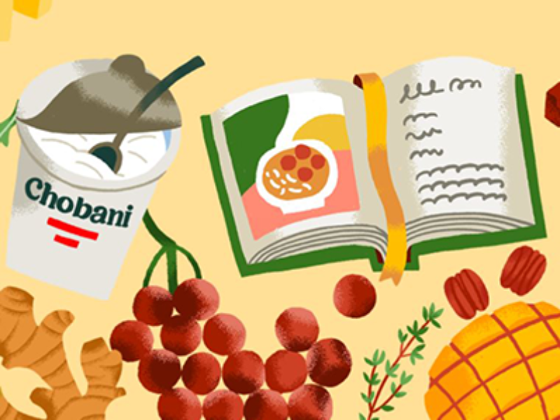 Win 1 of 50 Chobani Cookbooks