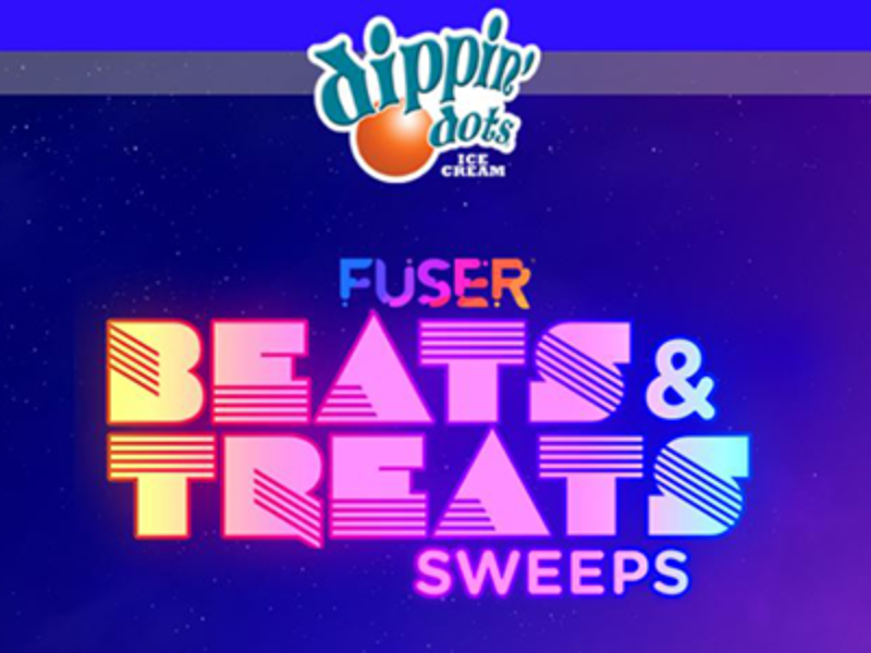 Win Your Choice of Game Console from Dippin' Dots