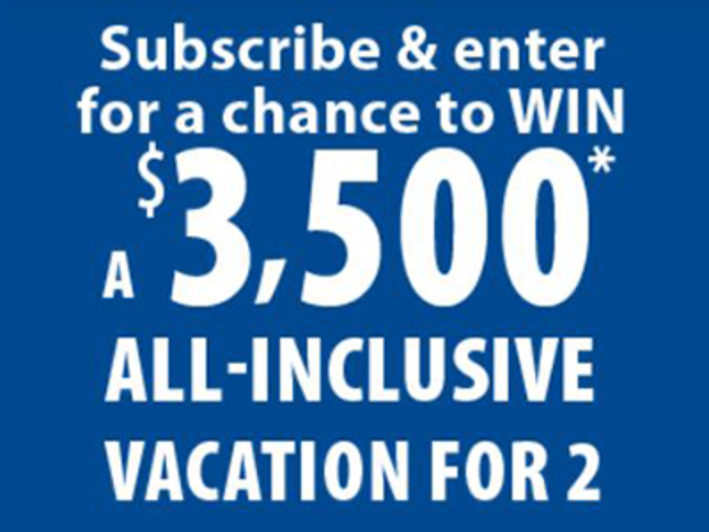 Win an All-Inclusive Cancun Vacation