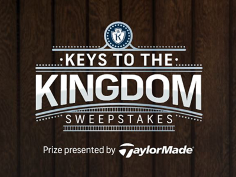 Win a Golf Trip to The Kingdom in Carlsbad