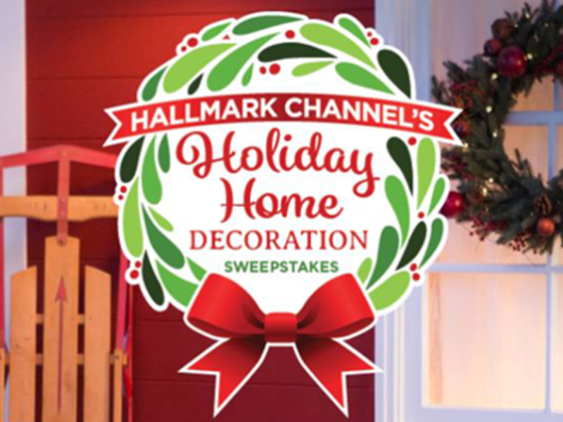 Win $10K & Balsam Hill Package from Hallmark Channel