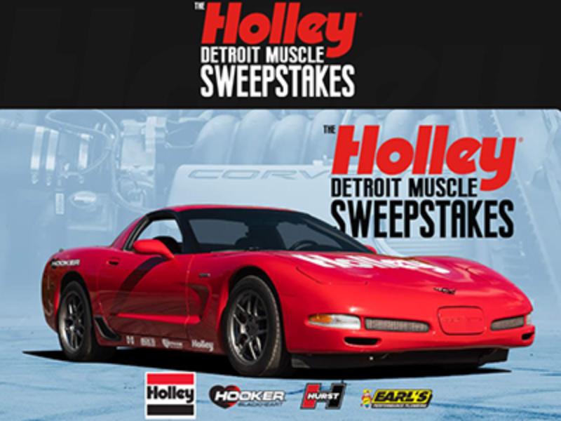 Win a Chevy Corvette C5 Z06