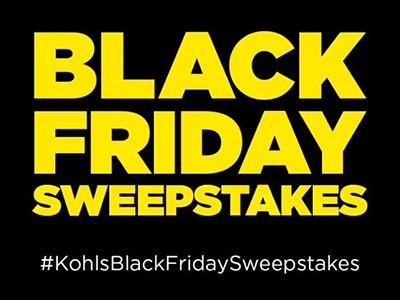 Win 1 of 1,000 Kohl's e-Gift Cards