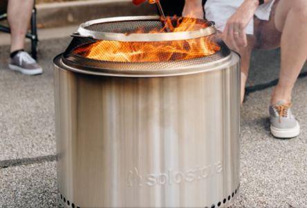 Win a Solo Stove Bonfire