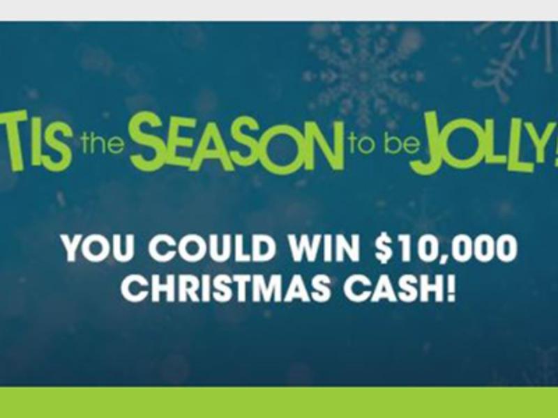 Win $10K Christmas Cash from Valpak