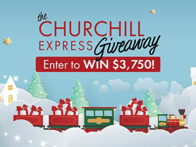 Win $3,750 from Churchill Mortgage
