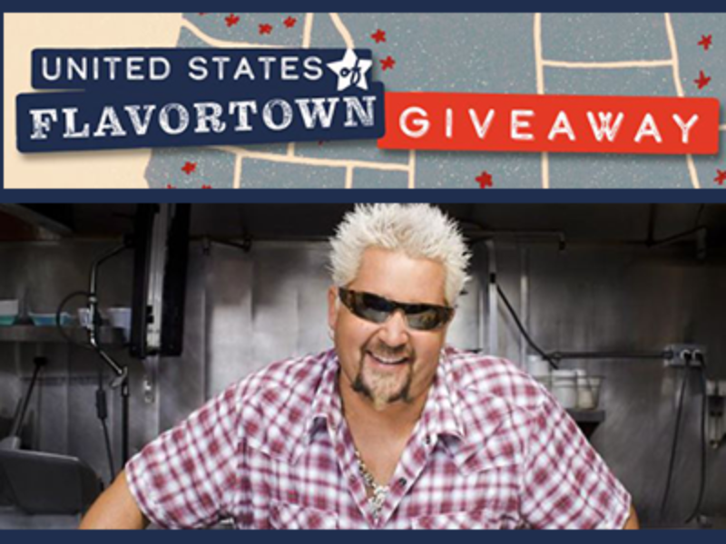 Win $10,000 for a Road Trip from Food Network