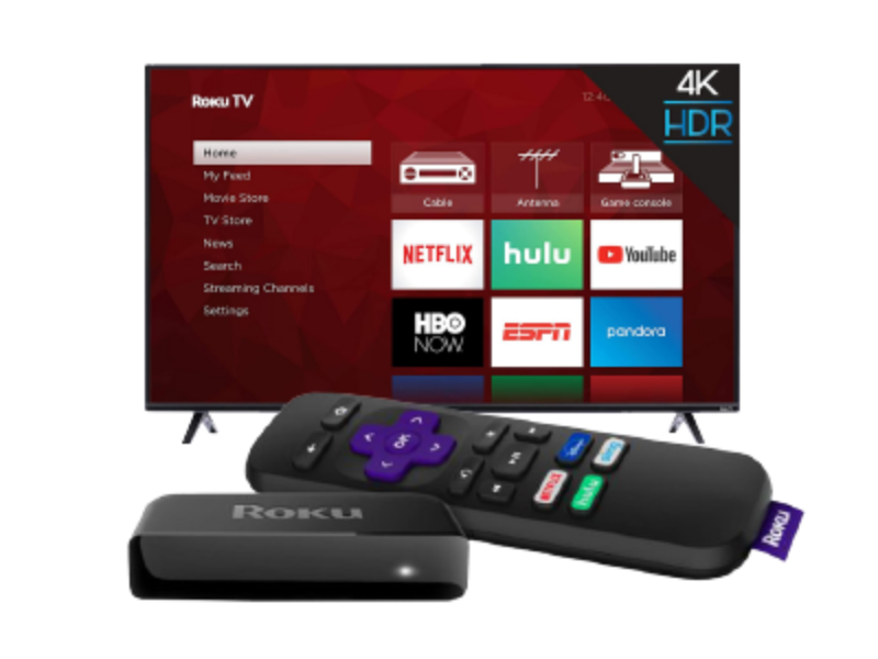 """Win a 55"""" Roku TV from Freeform"""