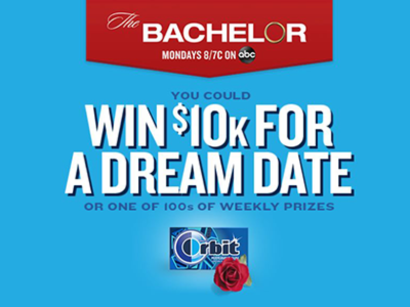 Win $10K for a Dream Date from ORBIT