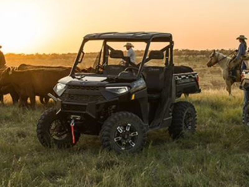 Win a Custom Polaris RANGER CREW XP 1000