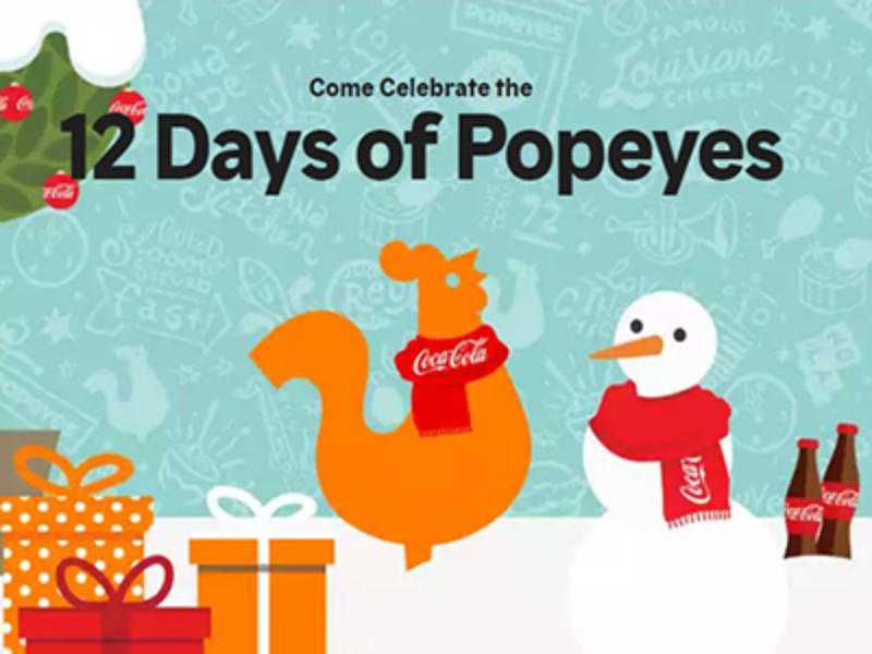 Win $50,000 from Popeyes Louisiana Kitchen