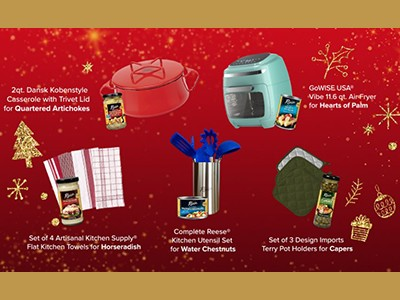 Win a Kitchen Prize Package from Reese