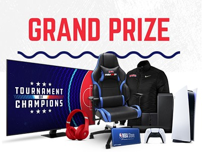 Win a 4K TV, PS5 & Gaming Chair