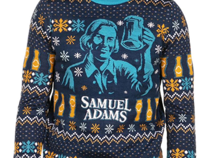 Win a Sam Adams Tipsy Elves Sweater