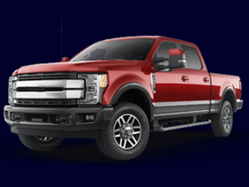 Win a Brand-New 2021 Ford F-250 Truck from TBS