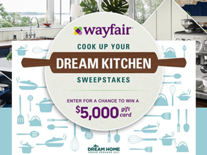Win a $5K Dream Kitchen from Food Network