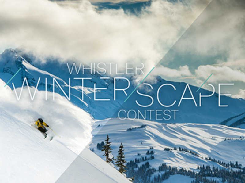 Win a Vacation to Whistler, Canada