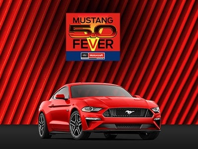 Win a 2022 Ford Mustang GT
