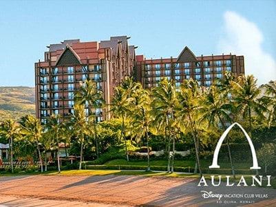 Win a Hawaiian Disney Vacation Club Getaway