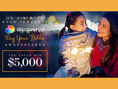 Win $5,000 from discovery+