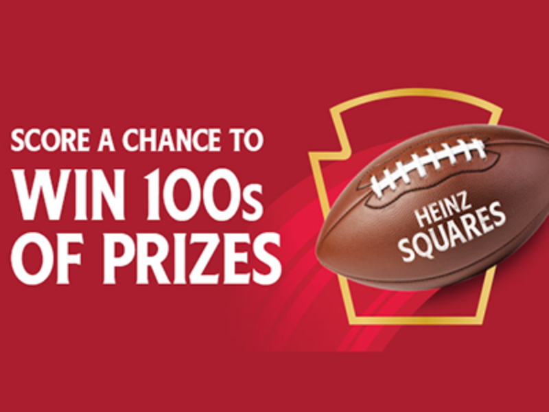 Win a $3K VISA, TV, Gaming Console from Heinz