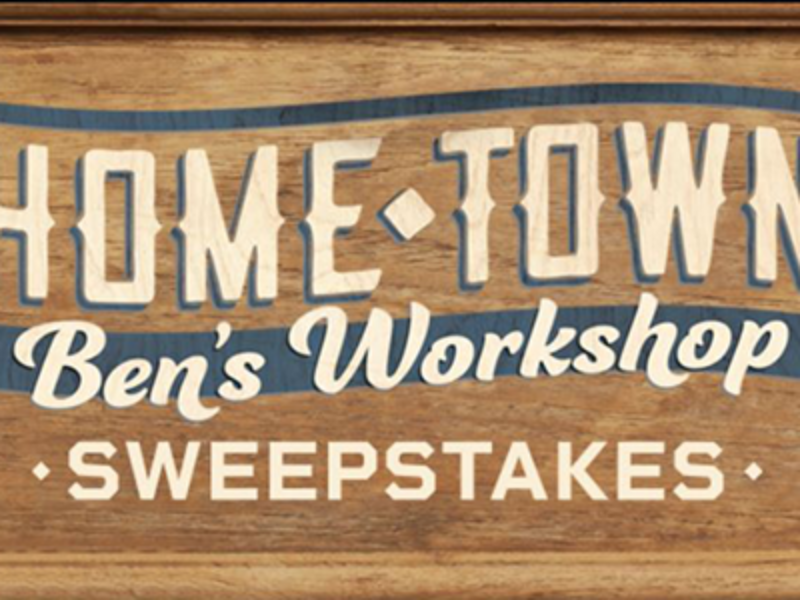 Win $5,000 in Custom Furniture from HGTV