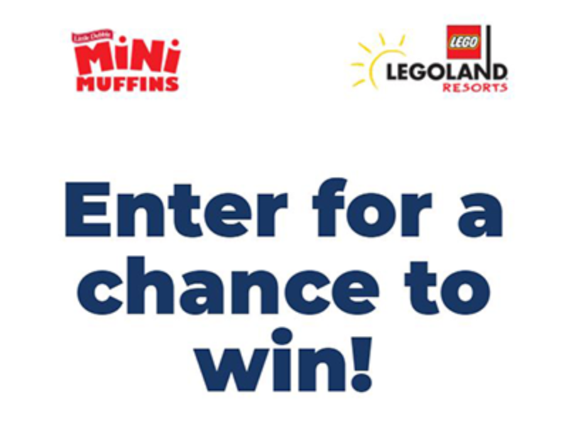 Win a Family Vacation to LEGOLAND from Little Debbie