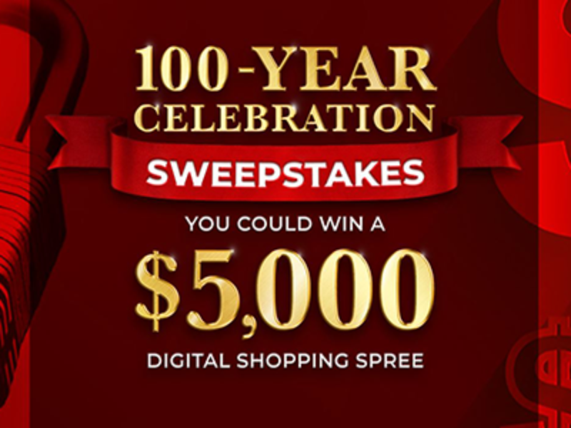 Win a $5,000 Shopping Spree from Master Lock