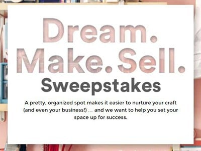 Win 1 of 5 $500 Michaels Gift Cards