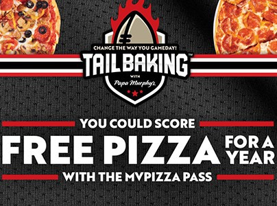 Win Pizza For a Year from Papa Murphy's