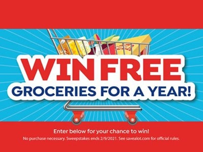 Win Free Groceries for a Year from Save-A-Lot