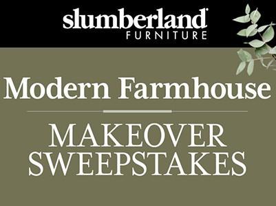 Win a $10K Slumberland Furniture Shopping Spree