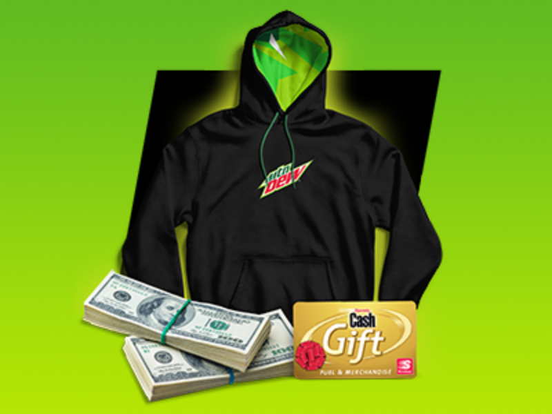 Win $1,000 Visa Gift Card Weekly from Speedway