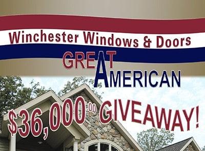 Win $36K in Windows & Doors