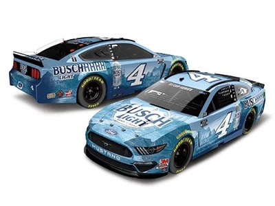 Win a 2021 Ford Mustang Designed by Kevin Harvick